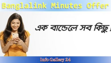 Banglalink Minute Pack