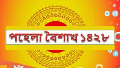 Pohela Boishakh 1428