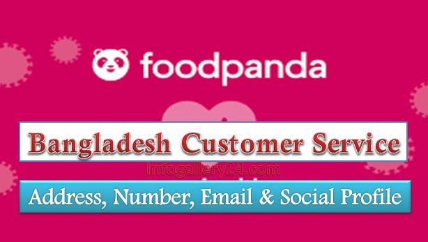 Poodpanda Bangladesh Customer Services