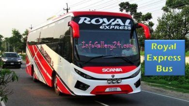 Royal Express Bus Contact Number