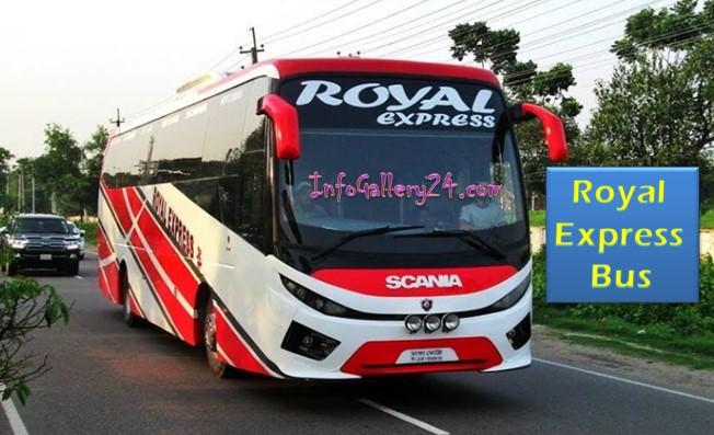 Royal Express Bus Contact Number