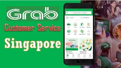 Grab Customer Service Singapore