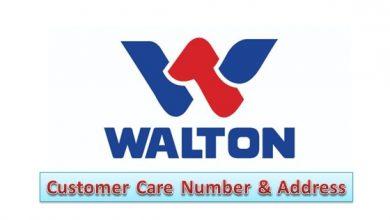Walton Customer care